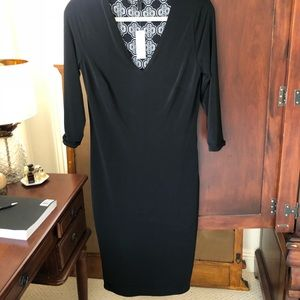 WHBM reversible sheath dress